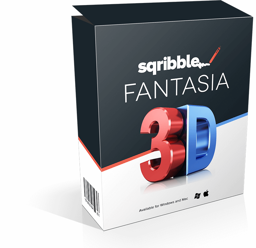 Upsell 3 — Sqribble Fantasia 3D