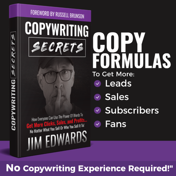 Copywriting Secrets by Jim Edwards